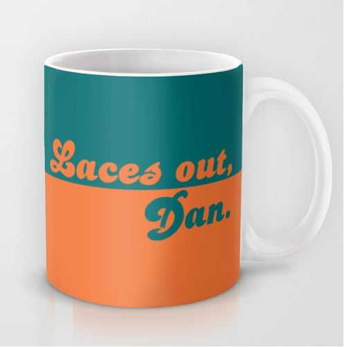 Laces Out Dan