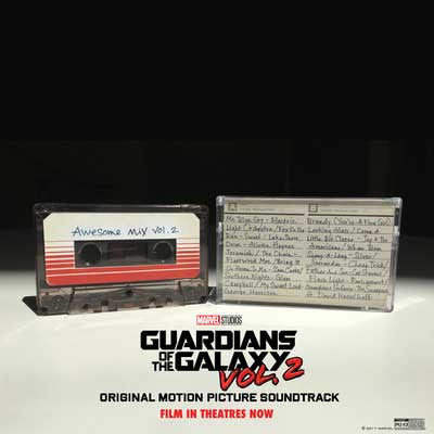 "GUARDIANS OF THE GALAXY - ""Awesome Mix 2 