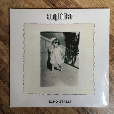 AMPLIFIER - Echo Street (180grm Audiophile 2xLP + Free Digital Copy)