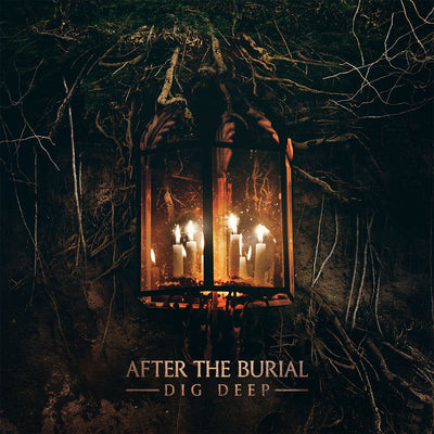 "AFTER THE BURIAL - ""Dig Deep"" (Ltd. Edition Cloudy/Clear Trans Vinyl LP + Download)"