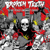"BROKEN TEETH - ""At Peace Amongst Chaos"" (Limited Edition Vinyl LP)"