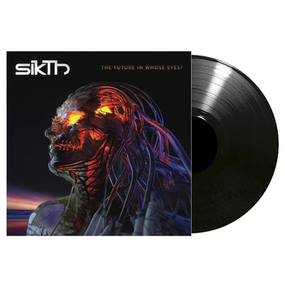 "SIKTH - ""The Future In Whose Eyes"" (Limited Edition 180gram Vinyl LP)"