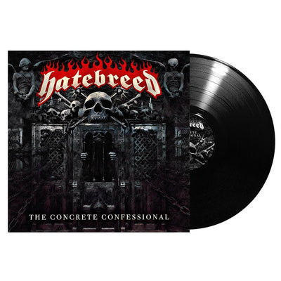 "HATEBREED - ""The Concrete Confessional"" (Limited Edition Vinyl LP)"