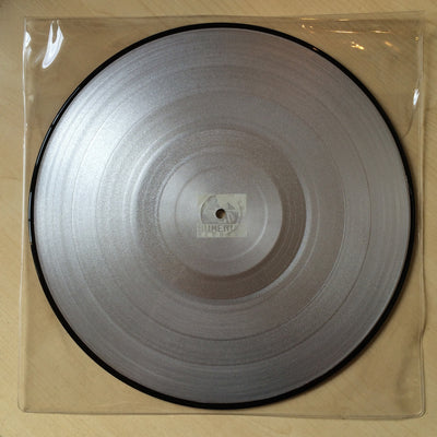 PERIPHERY - Clear (Ltd Edition Silver Vinyl)