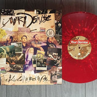 YOUR DEMISE - The Kids We Used To Be (Ltd Edition Red w/ Orange Splatter Vinyl LP)