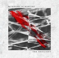 "BETRAYING THE MARTYRS - ""The Resilient"" (CD Album)"