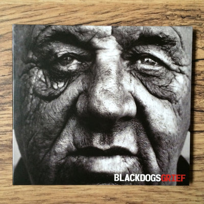 BLACK DOGS - Grief (CD + Instant Free Digital Copy)
