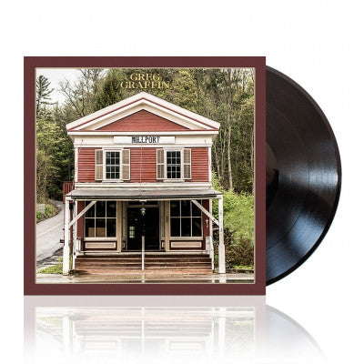 "GREG GRAFFIN - ""Millport"" (Limited Edition Black Gatefold Vinyl LP)"
