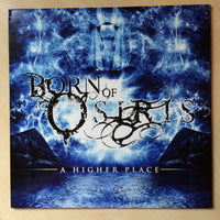 BORN OF OSIRIS - A Higher Place (Ltd Edition White Vinyl LP)