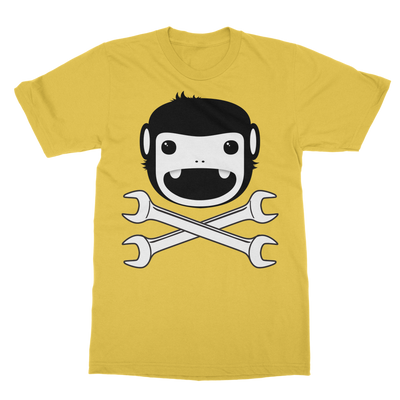 CHIMP SPANNER - 'Pookie' T-Shirt