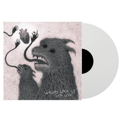 "WOLVES LIKE US - ""Late Love"" (Limited Edition Clear Vinyl Gatefold LP)"