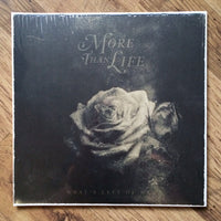 MORE THAN LIFE - What's Left Of Me (Ltd Edition Bronze Vinyl, Gatefold LP)