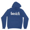 BASICK RECORDS - Classic Logo Hoodie