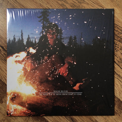 MOOSE BLOOD - I'll Keep You In Mind, From Time To Time (Ltd Edition White Vinyl LP)
