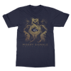 MISERY SIGNALS - 'Absent Light' Adult T-Shirt