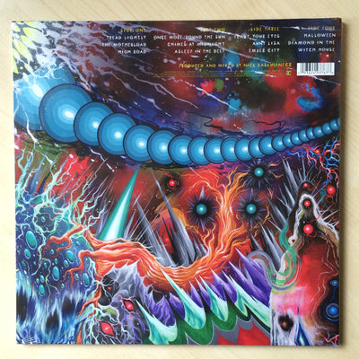 MASTODON - Once More 'Round The Sun (Ltd Edition Green Marble 2x Vinyl Gatefold LP)