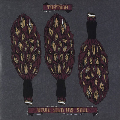 "DEVIL SOLD HIS SOUL / TORTUGA - Maroon 7"" Split"