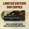 "AUGUST BURNS RED - ""Found In Far Away Places"" (Ltd. Edition x2 Swamp Green/Beer Colour Vinyl LP)"