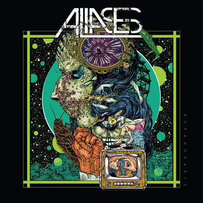 ALIASES - Derangeable (Digipak CD + Free Digital Copy)