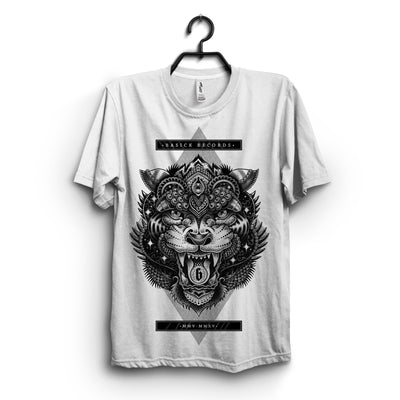 BASICK RECORDS - Ltd Edition 'Astral Tiger' T-Shirt