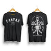 "CANVAS - ""Cursed From Birth"" (T-Shirt)"