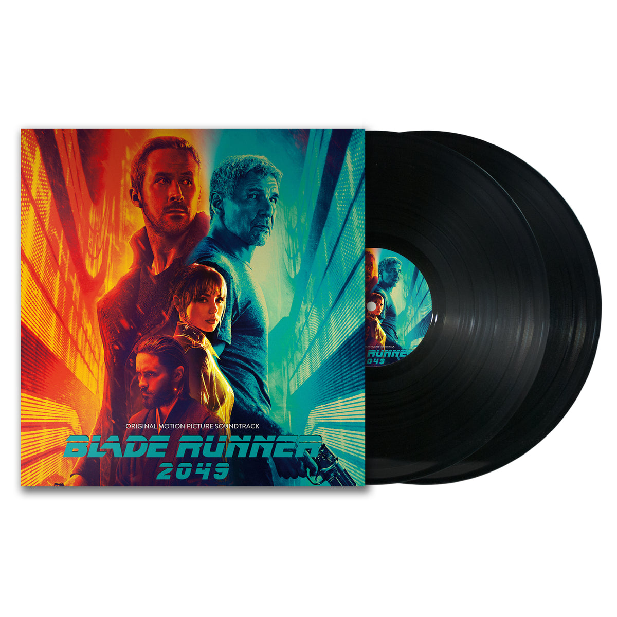 BLADERUNNER 2049 - Original Motion Picture Soundtrack (2x Vinyl LP)