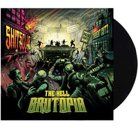 THE HELL - Brutopia (Ltd Edition Vinyl LP)