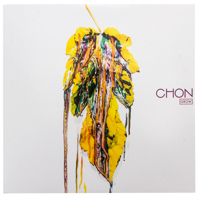 CHON - Grow (Ltd Edition Gold / Black Splatter Vinyl LP)