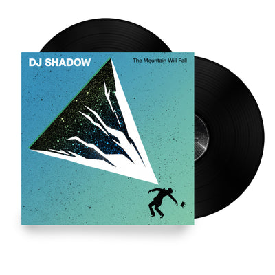 "DJ SHADOW - ""The Mountain Will Fall"" (Limited Edition x2 Vinyl LP)"