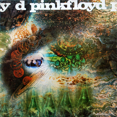 "PINK FLOYD - ""A Saucerful Of Secrets"" (Ltd. Edition 180g Audiophile Vinyl LP)"