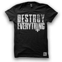 DESTROY EVERYTHING - Ltd Edition Logo T-Shirt