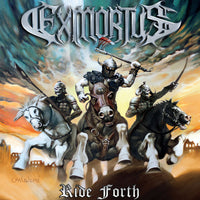 EXMORTUS - Ride Forth (Ltd Edition Vinyl LP)