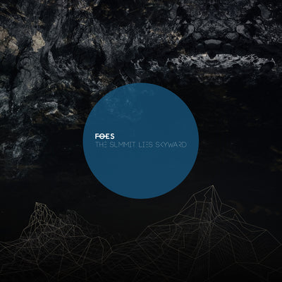 FOES - 'The Summit Lies Skyward' (Album Bookpack CD + Digital Download)