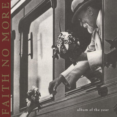 FAITH NO MORE - Album of The Year (2x 180g Audiophile Gatefold Vinyl LP + Extra Tracks)