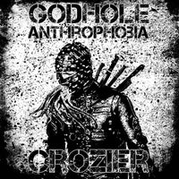 "GODHOLE / CROZIER COLLABORATION - ""Split EP"" (Limited Edition Split 7"" Vinyl EP)"