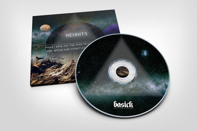 HEIGHTS - Phantasia On The High Processions Of Sun, Moon And Countless Stars Above (CD + Instant Free Digital Copy)