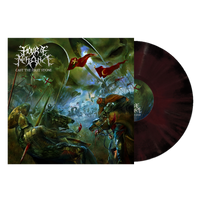 "HOUR OF PENANCE - ""Cast The First Stone"" (European Exclusive Red/Black Vinyl)"