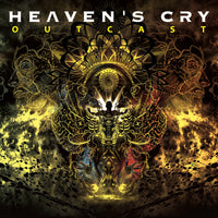 "HEAVEN'S CRY - ""Outcast"" (CD Album)"