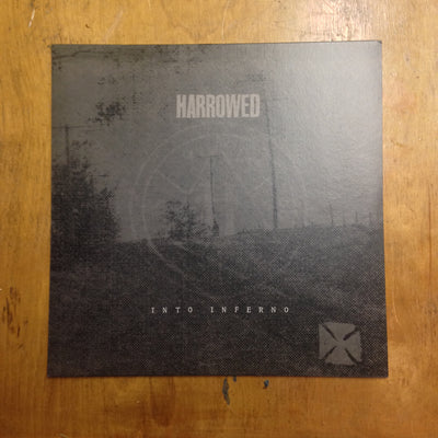 HARROWED - 'Into Inferno' (Limited Edition Vinyl LP)