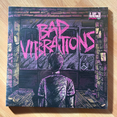 "A DAY TO REMEMBER - ""Bad Vibrations"" (Limited Edition Vinyl LP + Digital Download)"