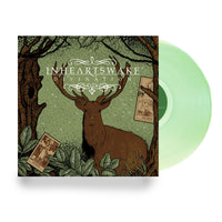 "IN HEARTS WAKE - ""Divination"" (Limited Edition Mint Green Vinyl LP)"