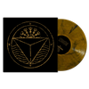 "LOVIATAR - ""Loviatar"" (Limited Edition Gold and Black Swirl Vinyl LP)"