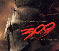 300 - Original Motion Picture Soundtrack (2x 180g Vinyl LP)