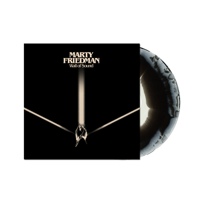 "MARTY FRIEDMAN - ""Wall Of Sound"" (Limited Edition Vinyl LP)"