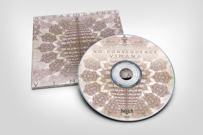 NO CONSEQUENCE - Vimana (Digipak CD + Instant FREE Digital Copy)