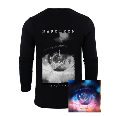 NAPOLEON - Epiphany (Ltd Edition Longsleeve Shirt + CD Bundle)