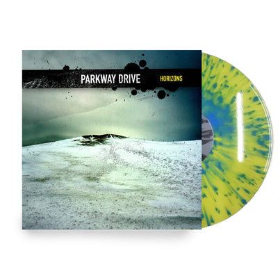 "PARKWAY DRIVE - ""Horizons"" (Ltd. Edition Trans Yellow + Blue Splatter Vinyl LP)"