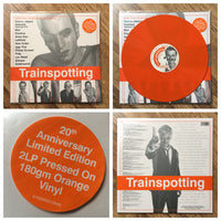 TRAINSPOTTING - 'Official Soundtrack' (Ltd. Edition 20th Anniversary 180g Vinyl LP)