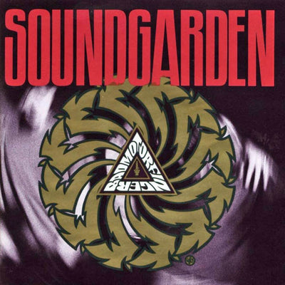 SOUNDGARDEN - Badmotorfinger (2003 Reissue Vinyl LP)