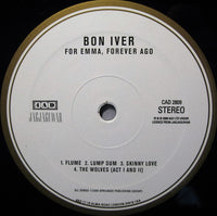 "BON IVER - ""For Emma, Forever Ago"" (Limited Edition Vinyl LP)"